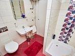 Bathroom, villa Ivana, Split