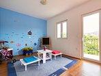 Children's play area, villa Ivana, Split