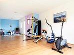 House gym, villa Ivana, Split