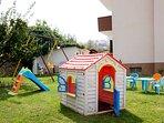 Children's playground, villa Ivana, Split