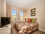 Guest Bedroom Overlooking Baytowne