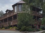Home sweet home - 'The View at Gatlinburg'