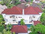 Bali's Twin Villa! 24pax