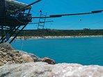 Spiagge speciali, la Costa dei Trabocchi, la riserva naturale regionale di Punta Aderci