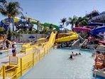 Waterpark close by