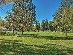 Enjoy a refreshing walk through parks located close to the home!