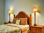 Pleasant guest bedroom