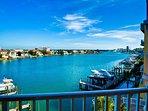 Fantastic harbor views