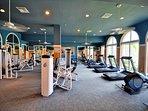 Belle Harbor fitness center