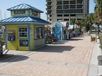 Clearwater Marina has great excurtions for the whole family.