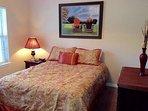 Bedroom # 2 with a Queen Bed