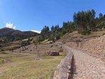 Inkilltambo - sitio de época Inka a la vuelta de nuestra casa