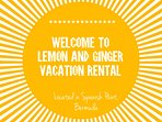 Welcome!  We're the vacation rental that spoil our guest rotten!  Come and make yourself at home.