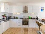 Luxury granite fitted kitchen