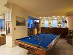Play some pool games and have fun!