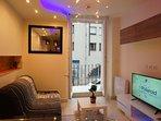 Appartement avec balcon à louer centre-ville