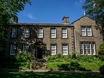 The Bronte Parsonage Museum is just a short walk from the cottage