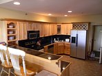 Fall Line south 204/6 beautiful double unit facing trail, gigantic fully equipped kitchen. sleeps 10