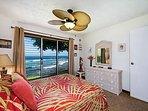 Master bedroom has ocean views!!