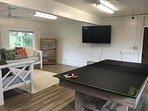 Hale Kekela Nui game room