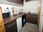 Our guests have the use of their own kitchen, ideal for making picnics or for quick lunch time snack