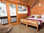 The Felix suite - Main Bedroom