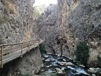 Castril Gorge walk