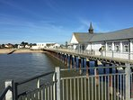 Winter on Southwold pier