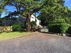 A short stroll to the village pub, Ty Gwyn