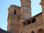 Ciudad de Alcaraz a 35 minutos en coche