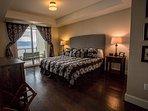 Master Bedroom w lake views