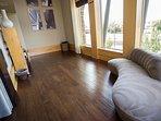 Yoga room on same floor - mats provided
