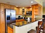 Kitchen with modern design