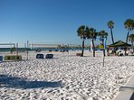 17-Close to the white sands of Clearwater Beach