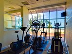 Crescent Beach Club gym
