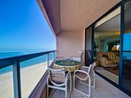 Beautiful 14th floor views of beach and Gulf of Mexico