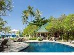 Villa Estate Seafront Pool