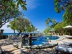 Villa Estate Seafront Pool Sundeck