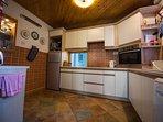 Well supplied kitchen