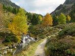Val d'Azun en automne