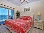 Master Bedroom with Balcony Access
