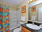 Right Side of Home Shared Bathroom