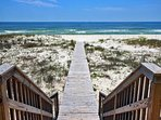 Stairway to Private Beach