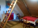 Un loft cosy sous les toits d'un couvent