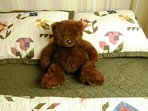 Cuddly Friend in Bedroom 3