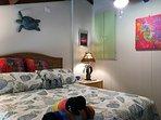 Loft bedroom/Queen size bed