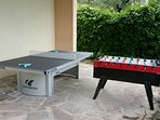 Do you prefer ping pong or table football?