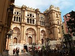 Famous Malaga Cathedral