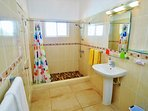 Children's  en suite bathroom
