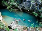 Lots to do....cave tubing tour